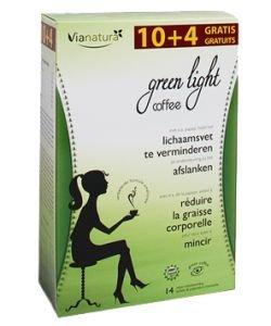 Green Light Coffee, 14sachets