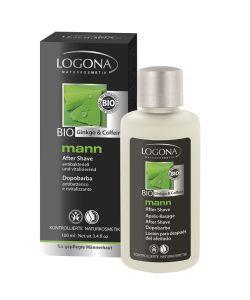 Mann - Lotion après-rasage - DLU0 09/19 BIO, 100ml