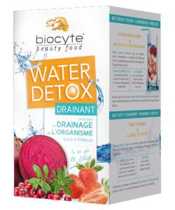 Water Detox Drainant, 112g