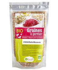 Mélange de graines - Alfalfa/Radis/Moutarde
