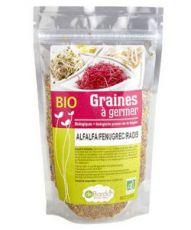 Mélange de graines - Alfalfa/Fenugrec/Radis