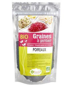 Graines à germer - Poireau BIO, 100g
