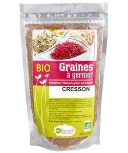 Graines à germer - Cresson BIO, 200g