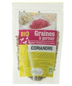 Graines à germer - Coriandre BIO, 100g