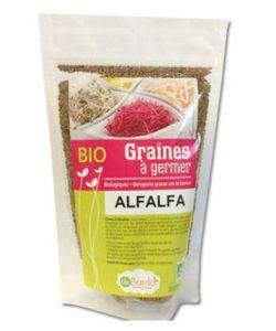 Graines à germer - Alfalfa BIO, 200g