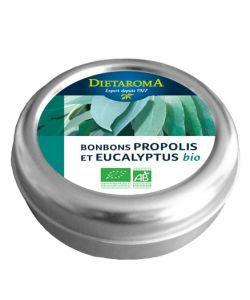 Bonbons Propolis & Eucalyptus BIO, 50g