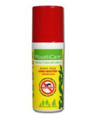 Spray peau anti-moustiques zones infestées