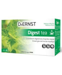 Digest Tea, 20 infusettes