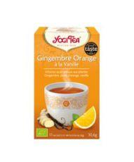 Ginger Orange Vanilla - Ayurvedic Infusion
