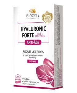 Hyaluronic Forte full spectrum 200 mg, 30gélules