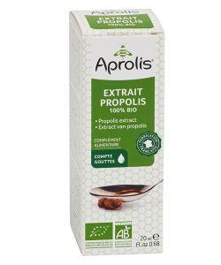 Propolis extract - DLU 18/10/19 BIO, 20ml