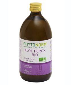 Jus d'Aloe ferox BIO, 1L