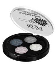 Quattro Eyeshadow No. 01 - Smoky Grey