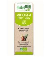 Midogem Forte - Spray - Circulation cérébrale