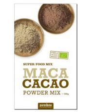 Mix de Maca et Cacao en poudre