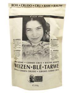 Germes de blé crus BIO, 200g