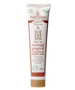Pate de massage gingival BIO, 75ml
