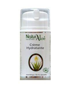 Crème hydratante BIO, 50ml