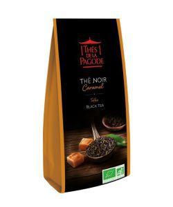 Thé noir caramel BIO, 100g