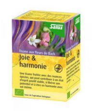 Tisane aux Fleurs de Bach - Joie & Harmonie