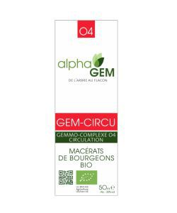 GEM-CIRCU BIO, 50 ml