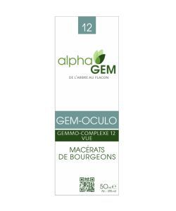 GEM-OCULO - sans emballage, 50 ml