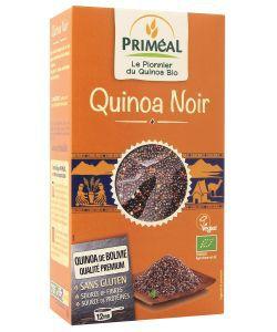 Quinoa noir - emballage abîmé