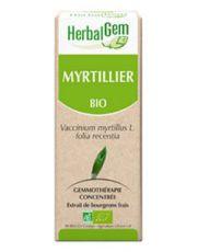 Myrtillier (Vaccinium Myrtillus) j.p.