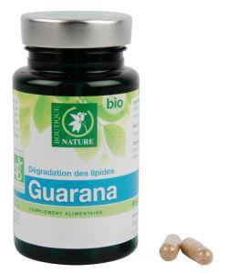 Guarana BIO, 60gélules