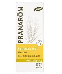 Huile de germe de blé vierge
