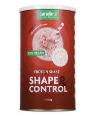 Shape & Control - shake protéiné chocolat
