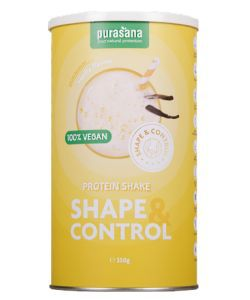 Shape & Control - shake protéiné vanille, 350g