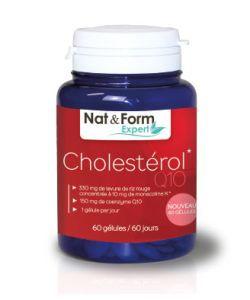 Cholestérol Q10, 60gélules