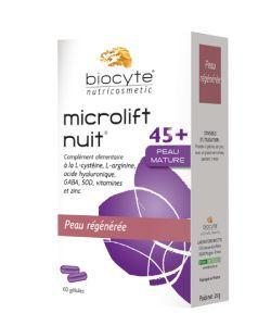 Microlift Nuit 45+, 60gélules