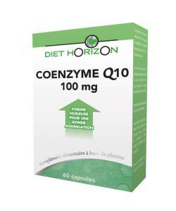 Coenzyme Q10, 60capsules