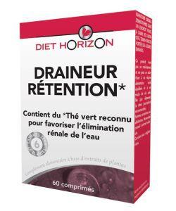 Draineur Rétention, 60comprimés