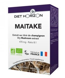 Maitake BIO, 60gélules