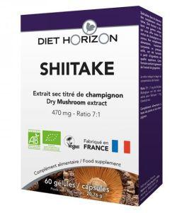 Shiitake BIO, 60gélules