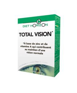 Total Vision, 30comprimés