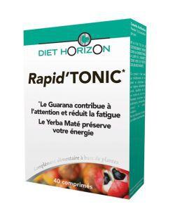 Rapid'Tonic, 40comprimés