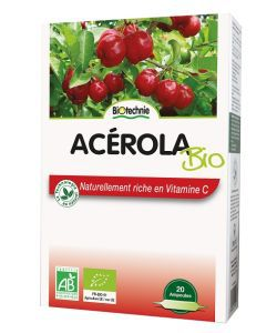 Acerola Bio BIO, 20ampoules