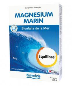 Magnesium marin, 20ampoules