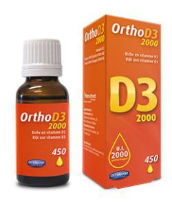 Ortho D3 2000, 450gouttes