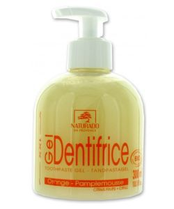 Gel Dentifrice - Agrumes BIO, 300ml