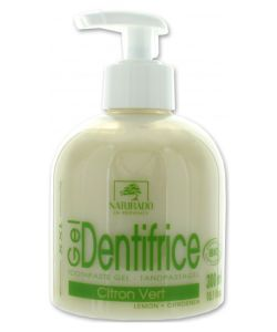 Gel Dentifrice - Citron vert BIO, 300ml