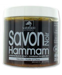 Savon Noir Hammam BIO, 600ml