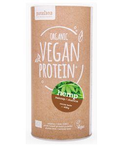 Protéines végétales de Chanve - Arôme Cacao BIO, 400g