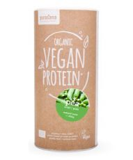 Pea plant proteins