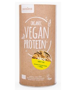 Protéines végétales de Riz - Arôme Banane - Lucuma BIO, 400g