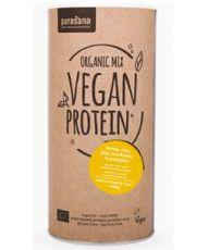 Protéines végétales de Pois-Riz-Potiron-Tournesol-Chanve - Banane Vanille